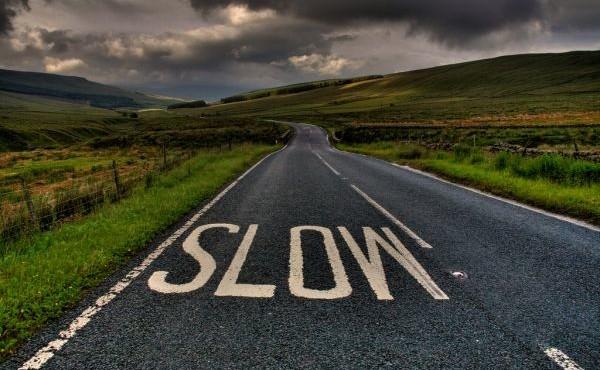 Rallenta se vuoi accelerare