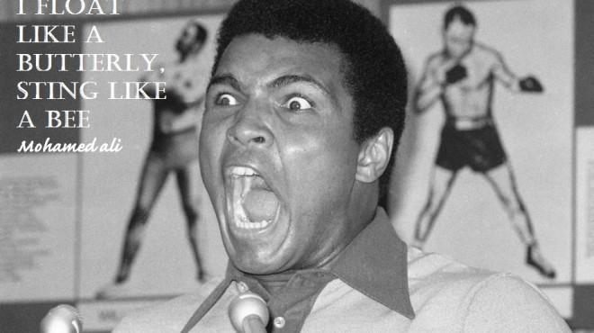 Mohamed Ali. Campione di Comunicazione